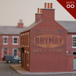 Brymay Safety Matches (Paper/OO Gauge)