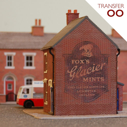 Fox's Glacier Mints (Transfer/OO Gauge)