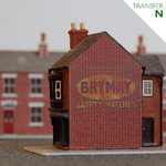 Brymay Safety Matches (Transfer/N Gauge)