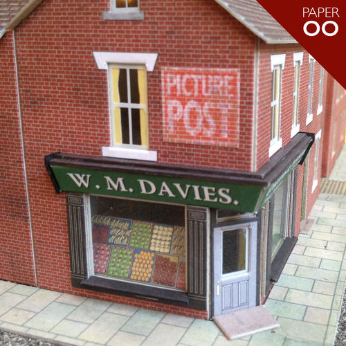 Picture Post (Paper/OO Gauge)